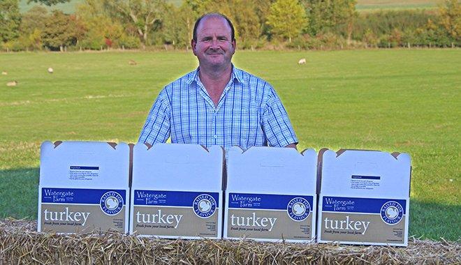 David Hunt Watergate Farm